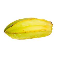 fruitsoort Carambola (stervrucht)