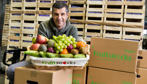 Fruitsnacks neemt portefeuille Menssana over