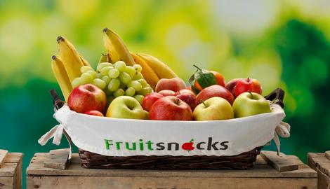 Le Flash tendance de Candice: Fruitsnacks, les vitamines au bureau