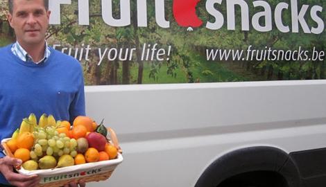 Fruitsnacks wint Agrafiek award!