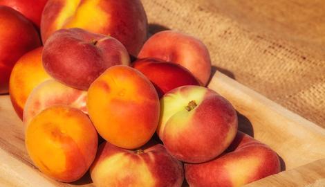 Nectarines met perziken vergelijken...