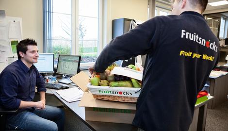 5 tips om je baas te overtuigen van de voordelen van fruit op het werk