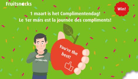 Pourquoi vous devriez donner un compliment sur votre lieu de travail + gagner pour la journée des compliments