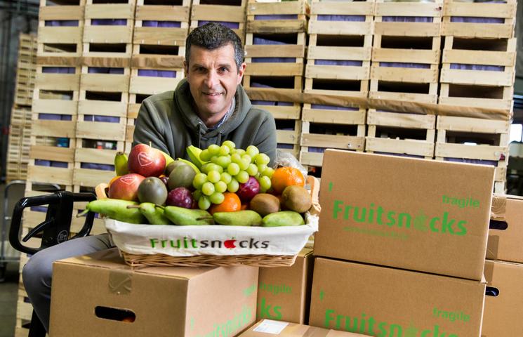 Fruitsnacks krijgt er stevige klantenlijst bij