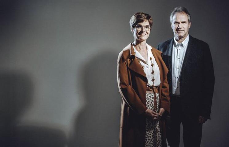 Ondernemerskoppel Globachem genomineerd voor  Trends Manager van het Jaar