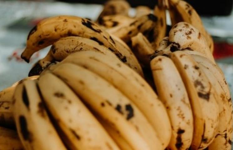 Waarom wordt een banaan bruin?