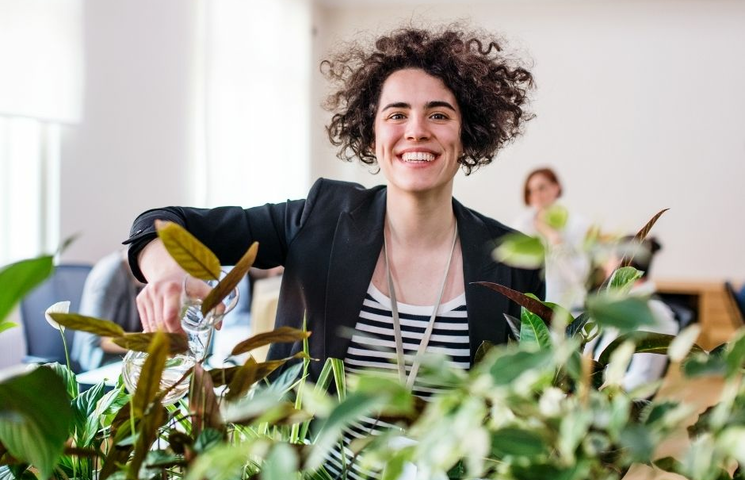 Quels sont les avantages des plantes de bureau ?