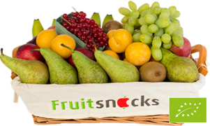 Bio fruit basket